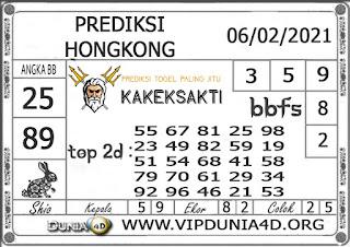 Prediksi Togel HONGKONG DUNIA4D 06 FEBRUARI 2021