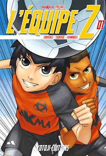 [7BD] L'Équipe Z tome 1 aux éditions Kotoji