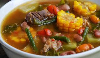 Resep Sayur Asem Simple Masakan Sederhana Tapi Bikin Nagih