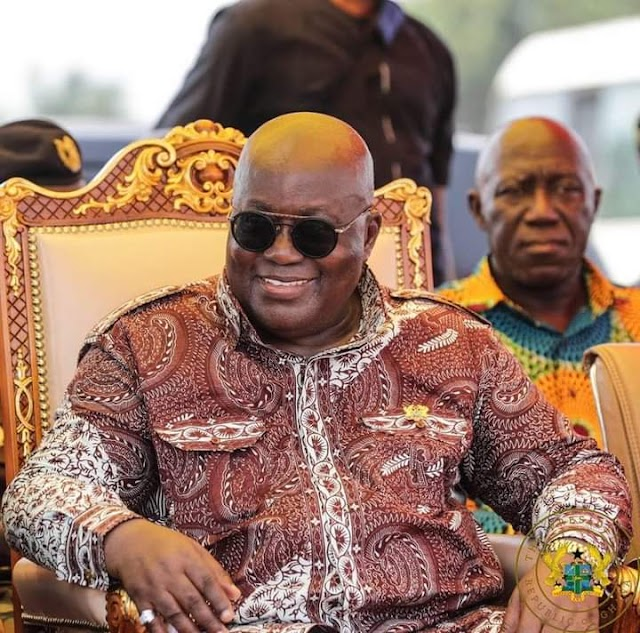 """Mahama has nothing to offer"" - President Akufo-Addo jabs"