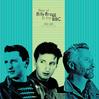 Billy Bragg's The Best of Billy Bragg at the BBC 1983-2019