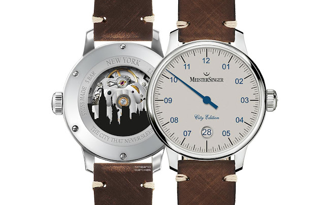 MeisterSinger City Edition 2018