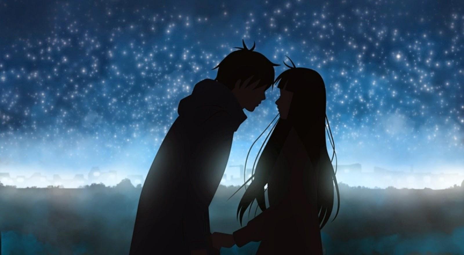 Winter Love Anime Wallpaper