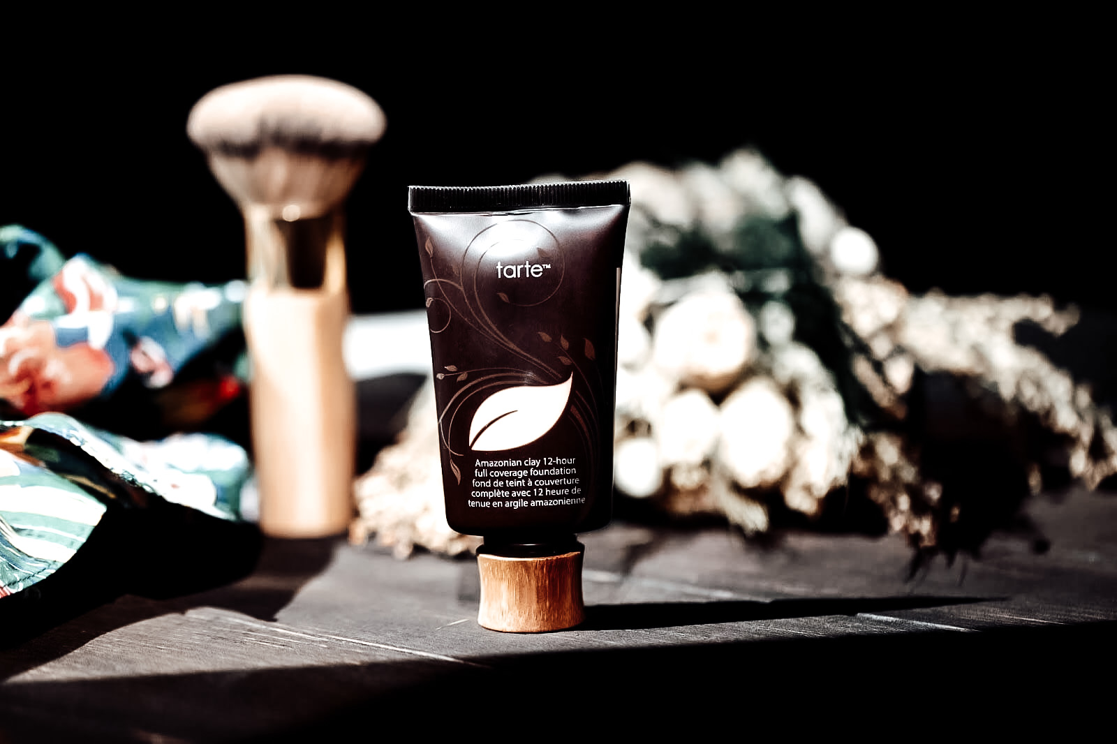 Tarte Amazonian Clay Fond de Teint test