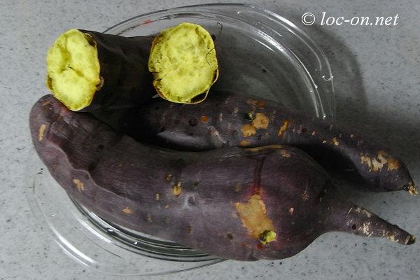 今月のキャラ弁と薩摩芋の豊作,Kyaraben of this month and good harvest of sweet potato,本月的卡通盒饭和红薯的丰收