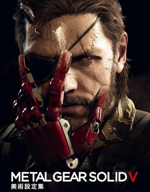 潛龍諜影V Metal Gear Solid Ⅴ