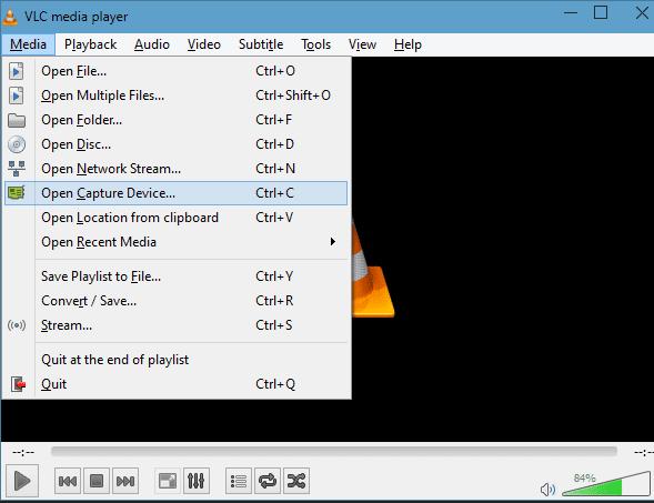 Cara Merekam Video Di Laptop atau Komputer Dengan VLC Media Player