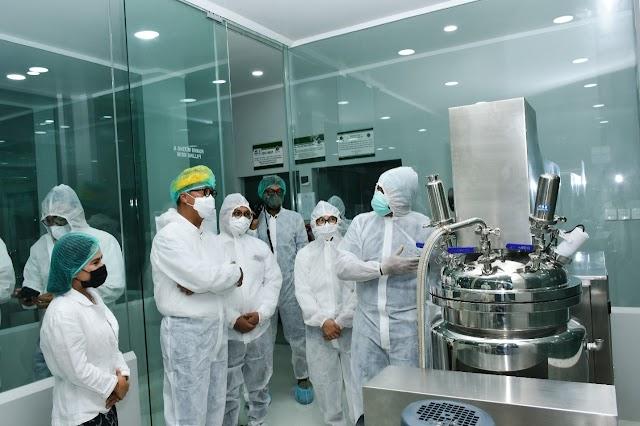 Kemenperin Gencarkan Restrukturisasi Mesin dan Peralatan IKM Kosmetik