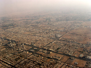 f23da21c7 To get an impression of the vastness of the Saudi capital, you can't do  better than simply look out of the window of your aeroplane as you start  your ...