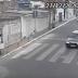 Mototaxista sofre acidente após ser atingido por tampa de caixa d' água em Caruaru, PE