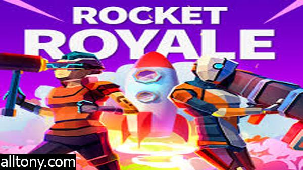 تحميل لعبة Rocket Royale للأيفون والأندرويد