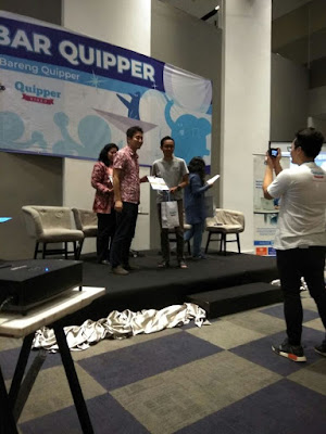 Ketemu Bareng Quipper di Artotel Thamrin Jakarta