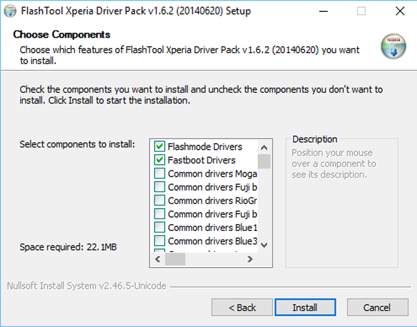 Cara Flashing Sony Xperia Z2 via Flashtool