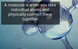 molecule definition