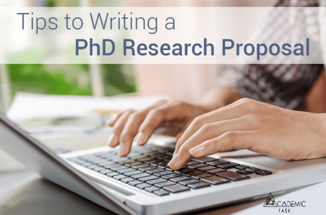 Phd research proposal how to write