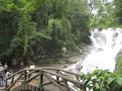 Da Lat Waterfall: Waterfall in Da Lat Datanla