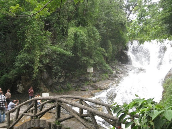 Cataratas de Da Lat: Catarata Datanla en Da Lat
