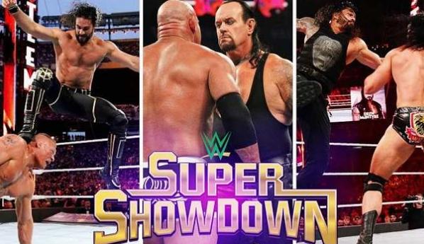 توقيت عرض WWE سوبر شو داون في السعودية