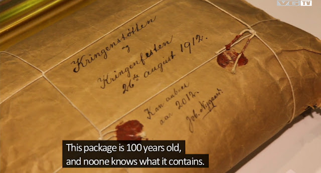 Watch Live : As 100-Year-Old Mysterious Package In Norway Set To Be Open Today ~ UFOs 2012|UFO Sightings|Alien UFO Pictures|What Are UFOs|2012 Solar Strom|Mexico UFO