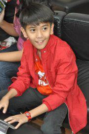Foto Iqbal Coboy Junior Terbaru 2015