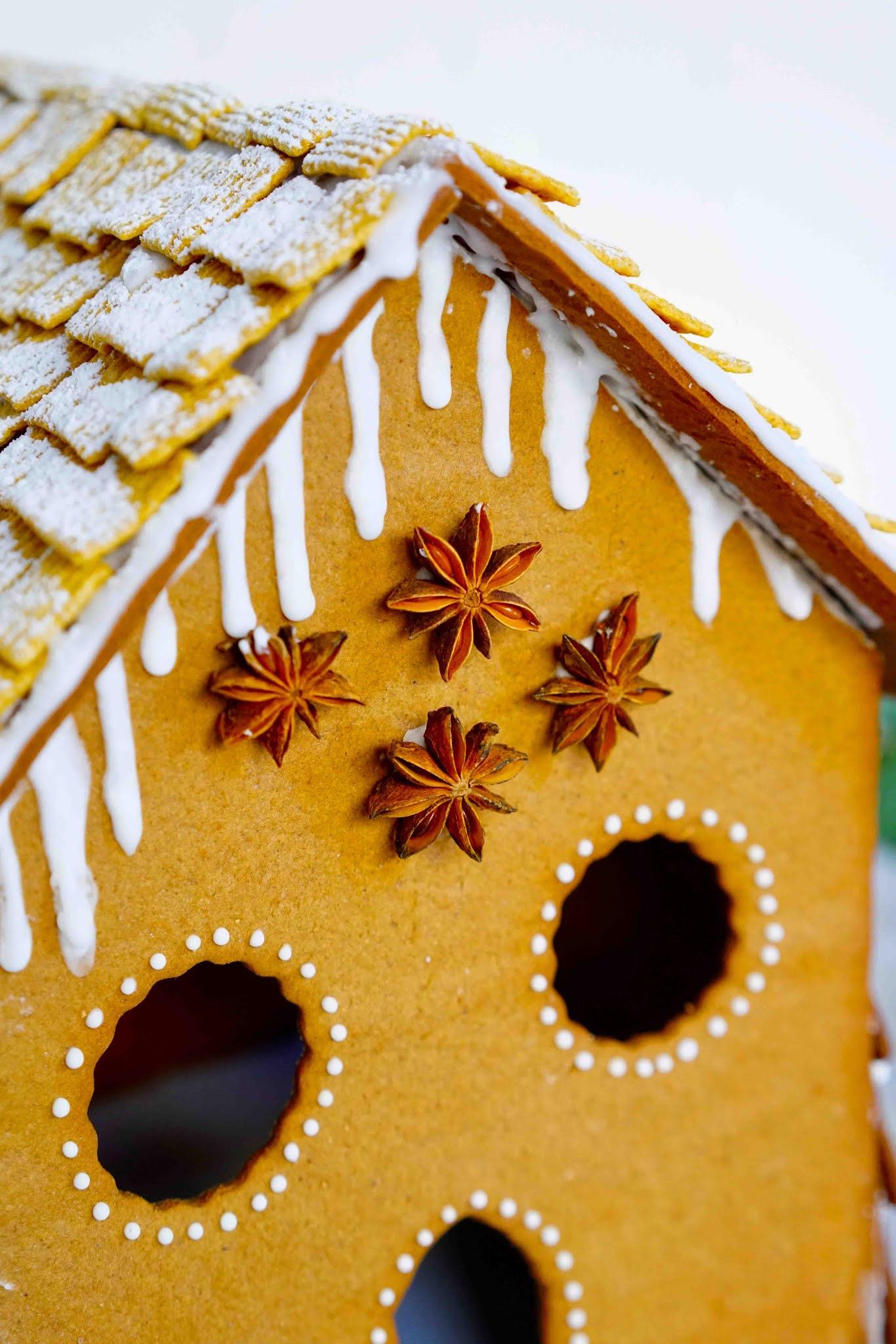 maison de Noël , pain d'épices