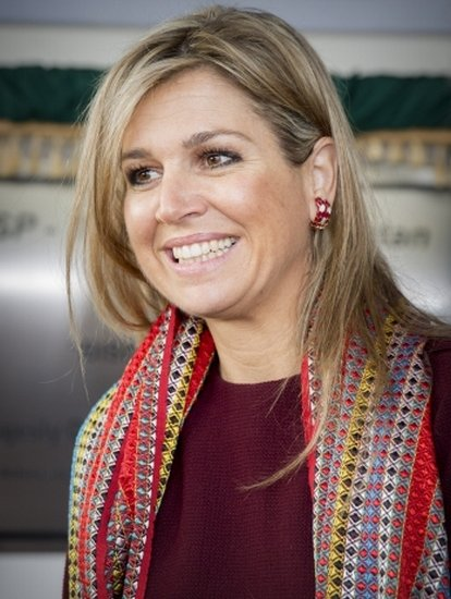 Queen Maxima of the Netherlands visited Benazir Income Support Programme (BISP) in Rawalpindi, Islamabad, Pakistan