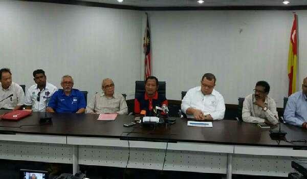 Jelajah BN Selangor Jumpa Rakyat Minggu Depan