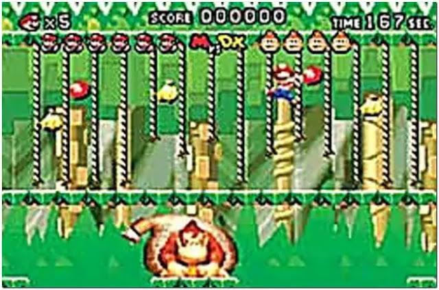 Mario vs. Donkey Kong Game Boy Advance