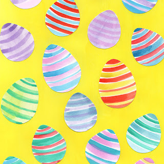 easter painting merch