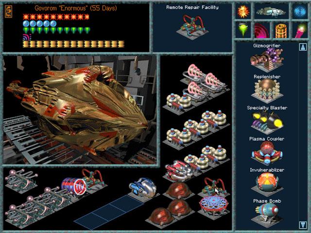 Ascendancy - Ship Design