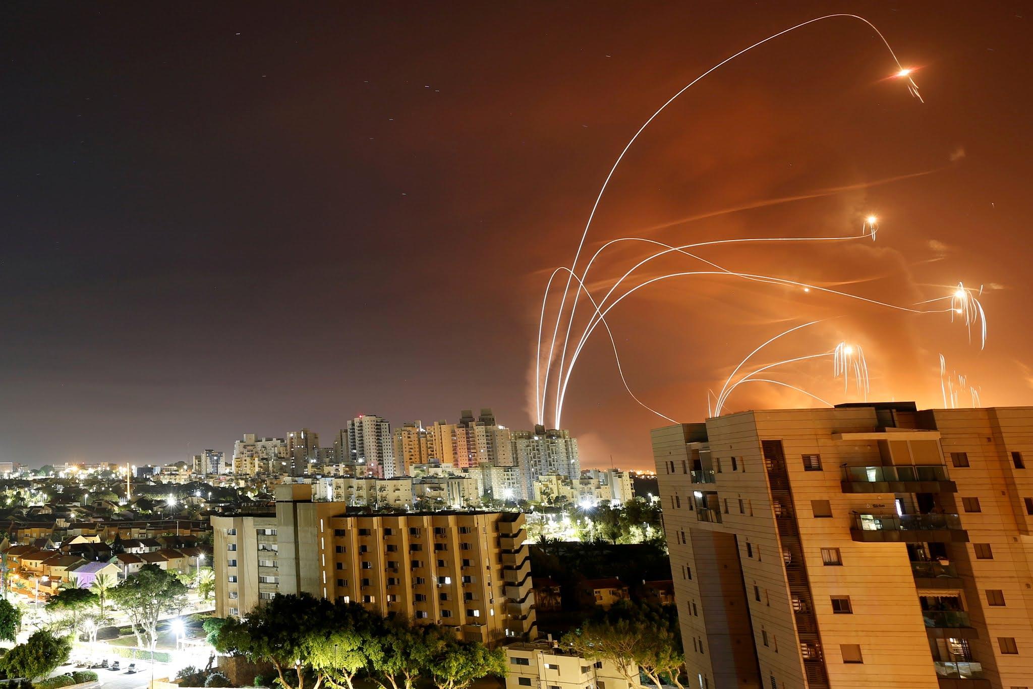 Israel y Hamas acordaron un alto el fuego tras once días de enfrentamientos