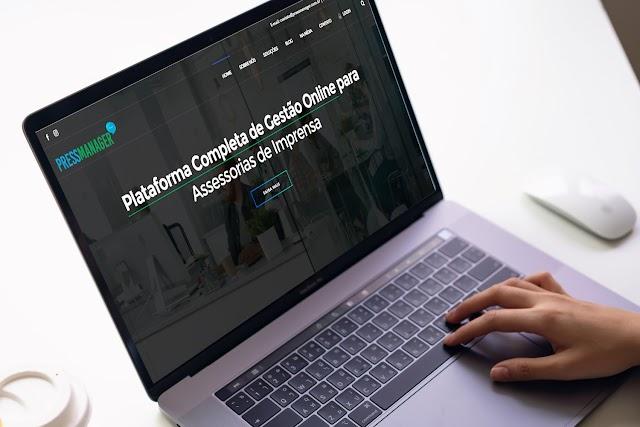 Press Manager é a primeira plataforma a oferecer gestão da comunicação