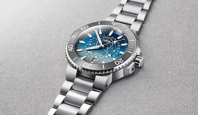 Oris releases limited edition to save Wadden Sea