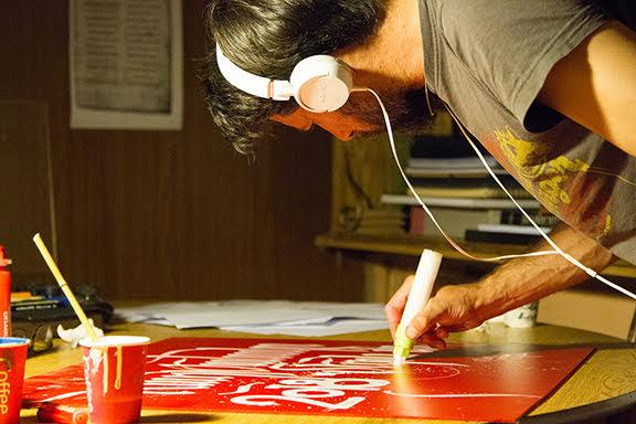 El arte de la caligrafía: el trazo en el estado más puro de las formas. Por Rubén Malayan