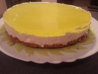 receta de tarta de limón paso a paso