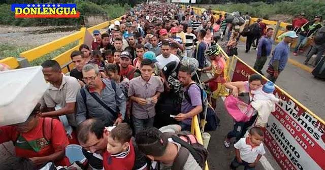 ONU confirma que ya son 6 millones de Refugiados los que han escapado de Venezuela