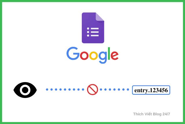 Cách tách và chèn Google Forms vào Blogspot (cập nhật 2020)