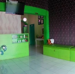 Rumah Cantik Aeesha Lampung