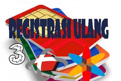 Registrasi Ulang Kartu Indosat Terbaru