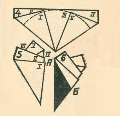 Как вырезать пятиконечную звезду