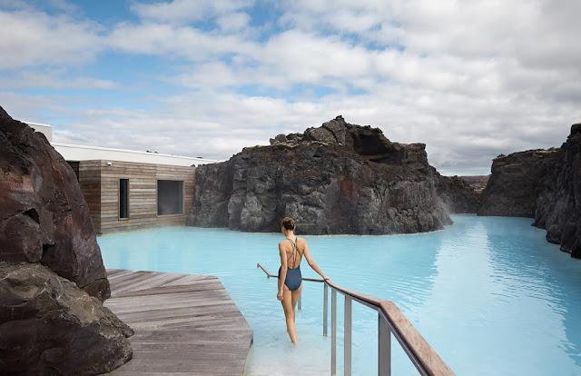 Iceland tourist.