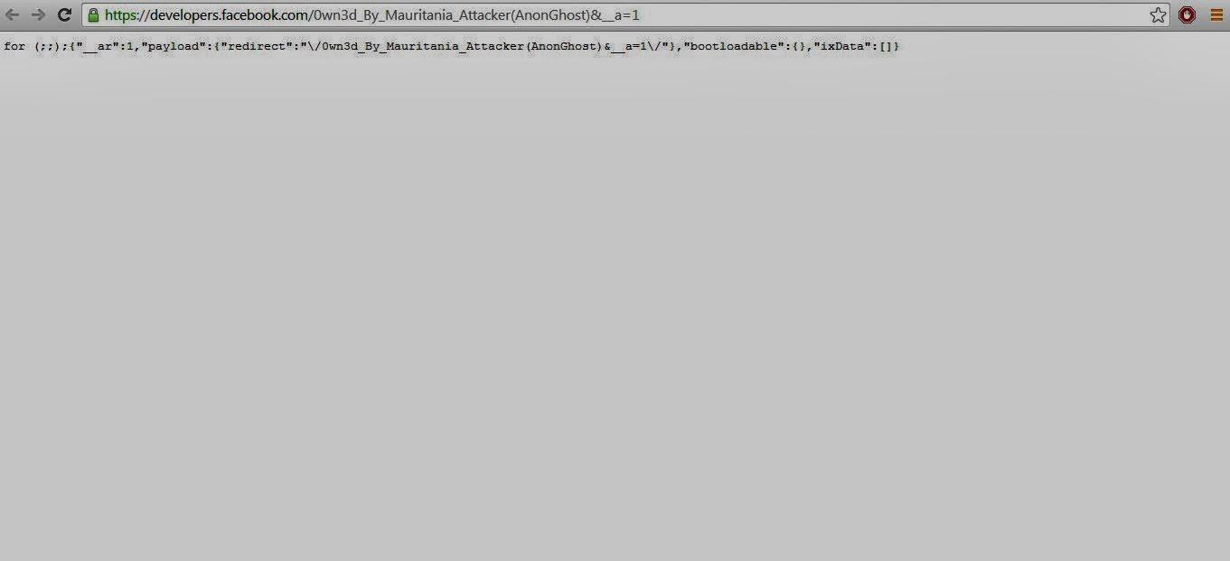 XSS Vulnerability found on Facebook Subdomain - BestCyberNews