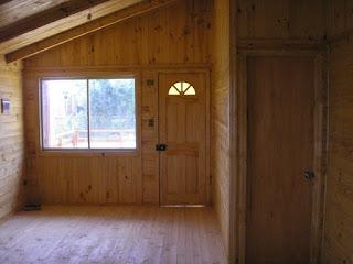 Casas Prefabricadas casur por dentro