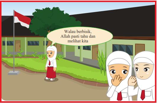 Berikut merupakan Soal latihan ulangan PAI Kelas  Soal PAI Kelas 4 SD Kurikulum 2013 Bab Beriman Kepada Alloh Dan Rasul-Nya