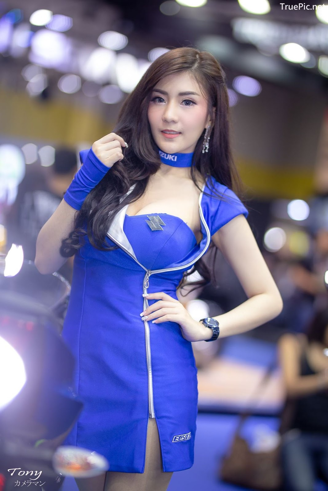 Image-Thailand-Hot-Model-Thai-Racing-Girl-At-Big-Motor-2018-TruePic.net- Picture-2