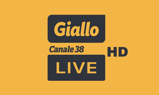 Giallo Canale 38 TV