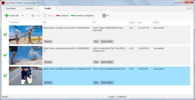 Screenshot YouTube Video Downloader Pro 5.18.11 Full Version