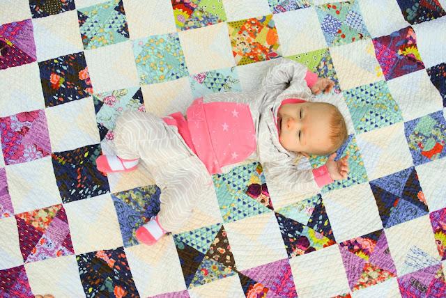 Michael Miller Lucky Stars Knit Fabric