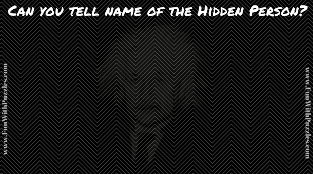 In this Hidden Face Picture Puzzle, your challenge is to name the Physics Scientist which is hidden in the given puzzle image