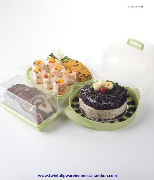 Bread Serve, Multi Purpose Tray, Cake Serve